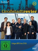 Großstadtrevier - Box 20, Folge 295 bis 309 Poster