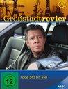 Großstadtrevier - Box 23, Folge 343 bis 358 (4 Discs) Poster