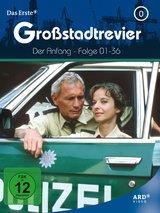 Großstadtrevier - Der Anfang: Folge 1 bis 36 Poster