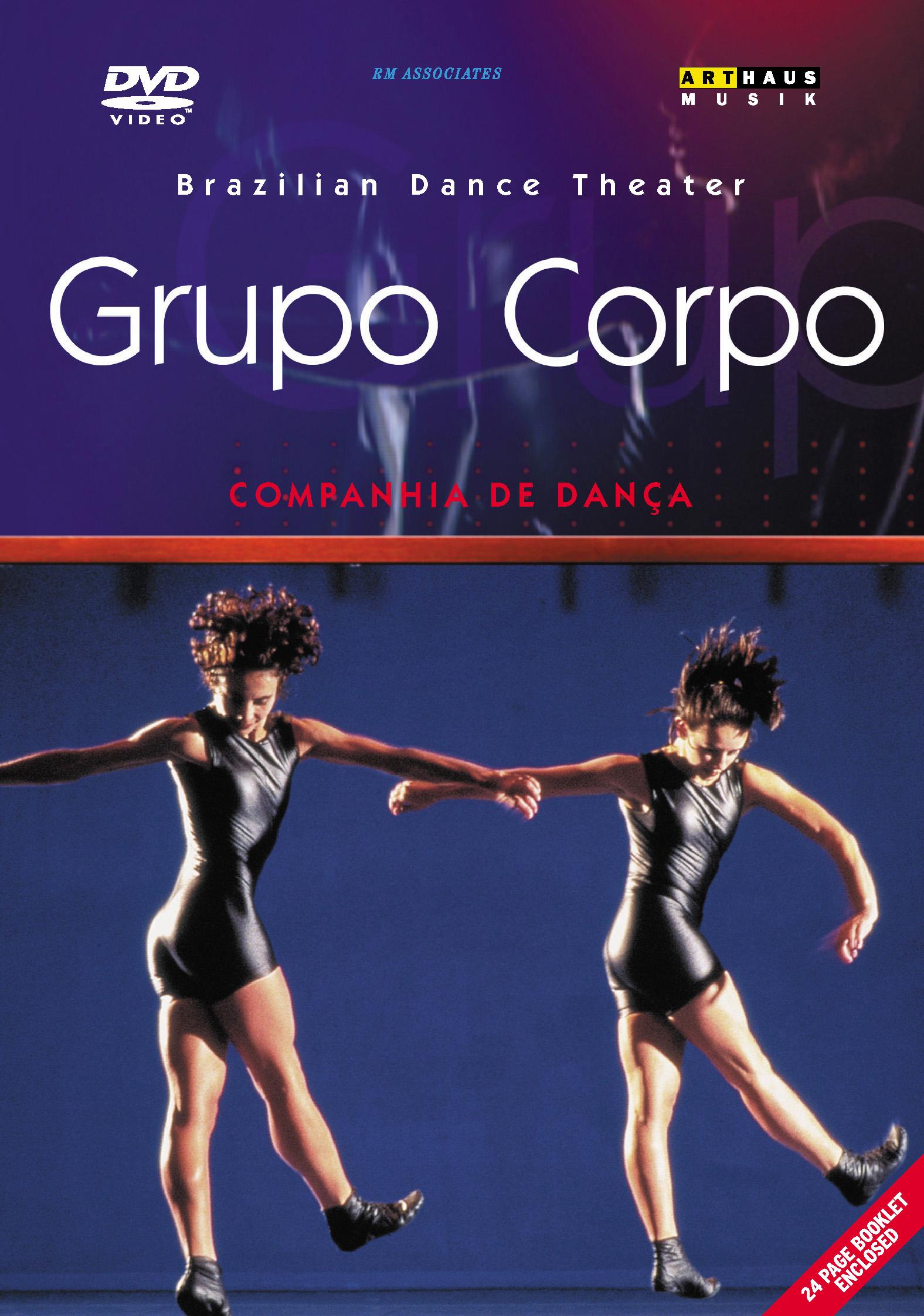 Grupo Corpo Poster