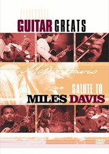 Guitar Greats - Salute to Miles Davis (+ Audio-CD)(NTSC) Poster