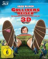 Gullivers Reisen - Da kommt was Großes auf uns zu (Blu-ray 3D, + Blu-ray 2D) Poster
