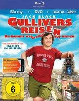 Gullivers Reisen - Da kommt was Großes auf uns zu (+ DVD, inkl. Digital Copy) Poster