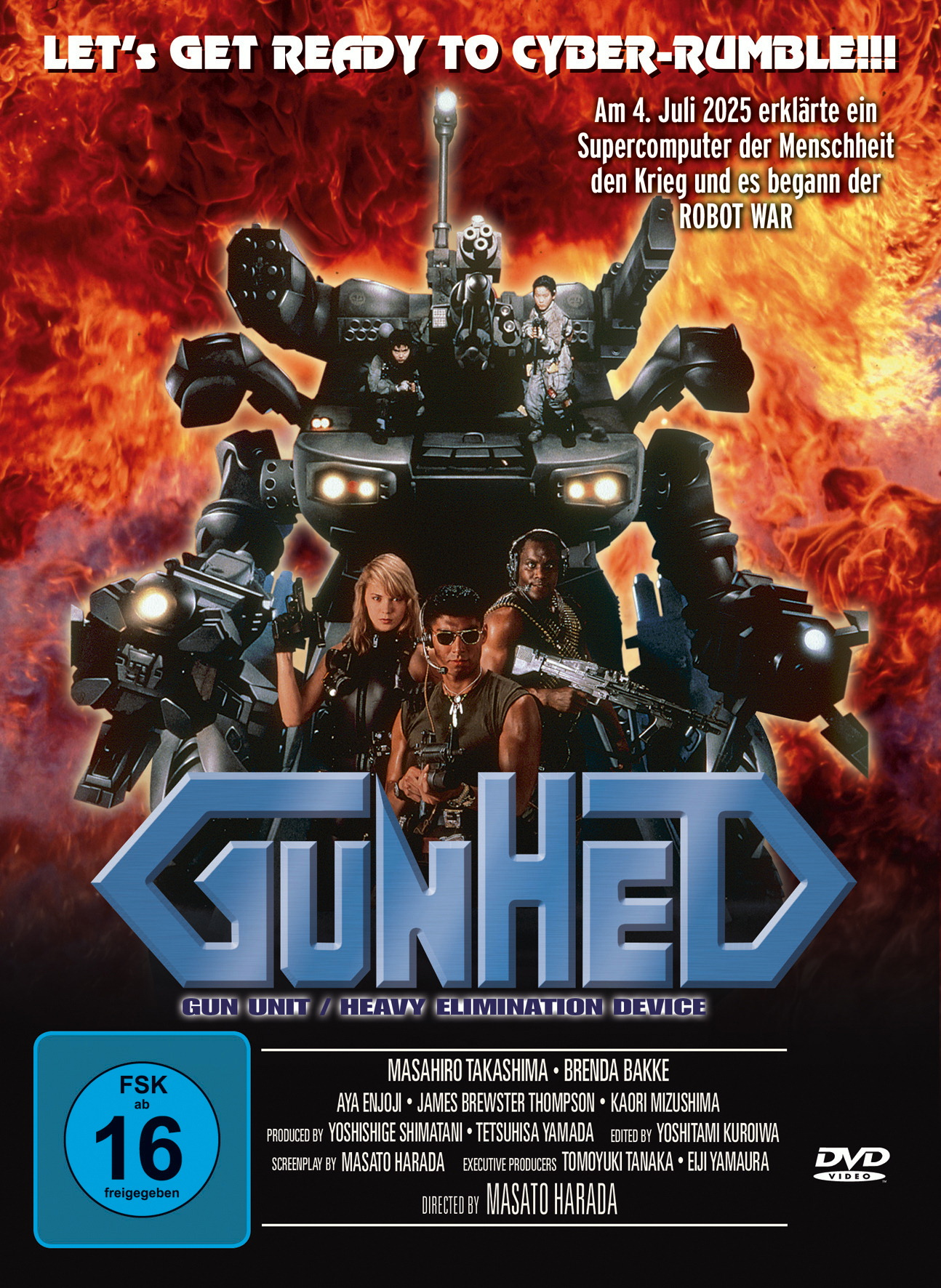 Gunhed Poster