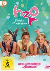 H2O - Plötzlich Meerjungfrau: Die komplette 2. Staffel (4 DVDs) Poster