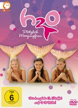 H2O - Plötzlich Meerjungfrau: Die komplette 3. Staffel (4 Discs) Poster
