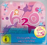 H2O - Plötzlich Meerjungfrau: Komplettbox (12 Discs) Poster