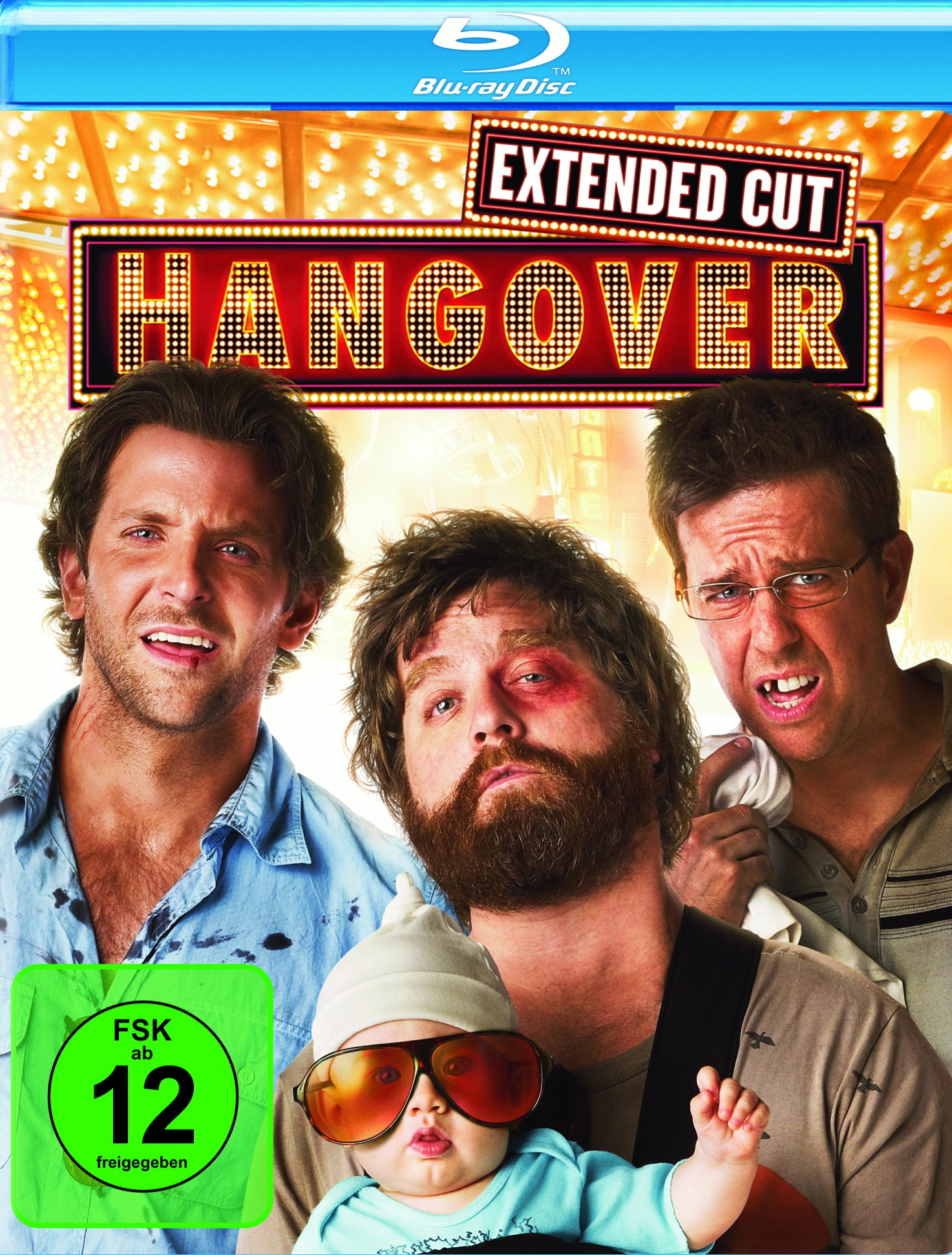 Hangover (Extended Cut) Poster