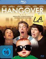 Hangover in L.A. Poster