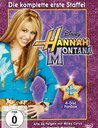 Hannah Montana - Die komplette erste Staffel (4 DVDs) Poster