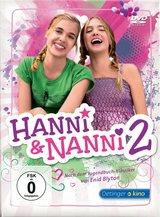 Hanni & Nanni 2 (nur für den Buchhandel) Poster