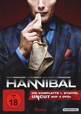 Hannibal - Die komplette 1. Staffel (4 Discs, Uncut) Poster