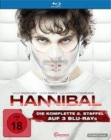 Hannibal - Die komplette 2. Staffel (3 Discs) Poster