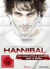 Hannibal - Die komplette 2. Staffel (4 Discs) Poster