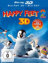 Happy Feet 2 (Blu-ray 3D + 2D) Poster