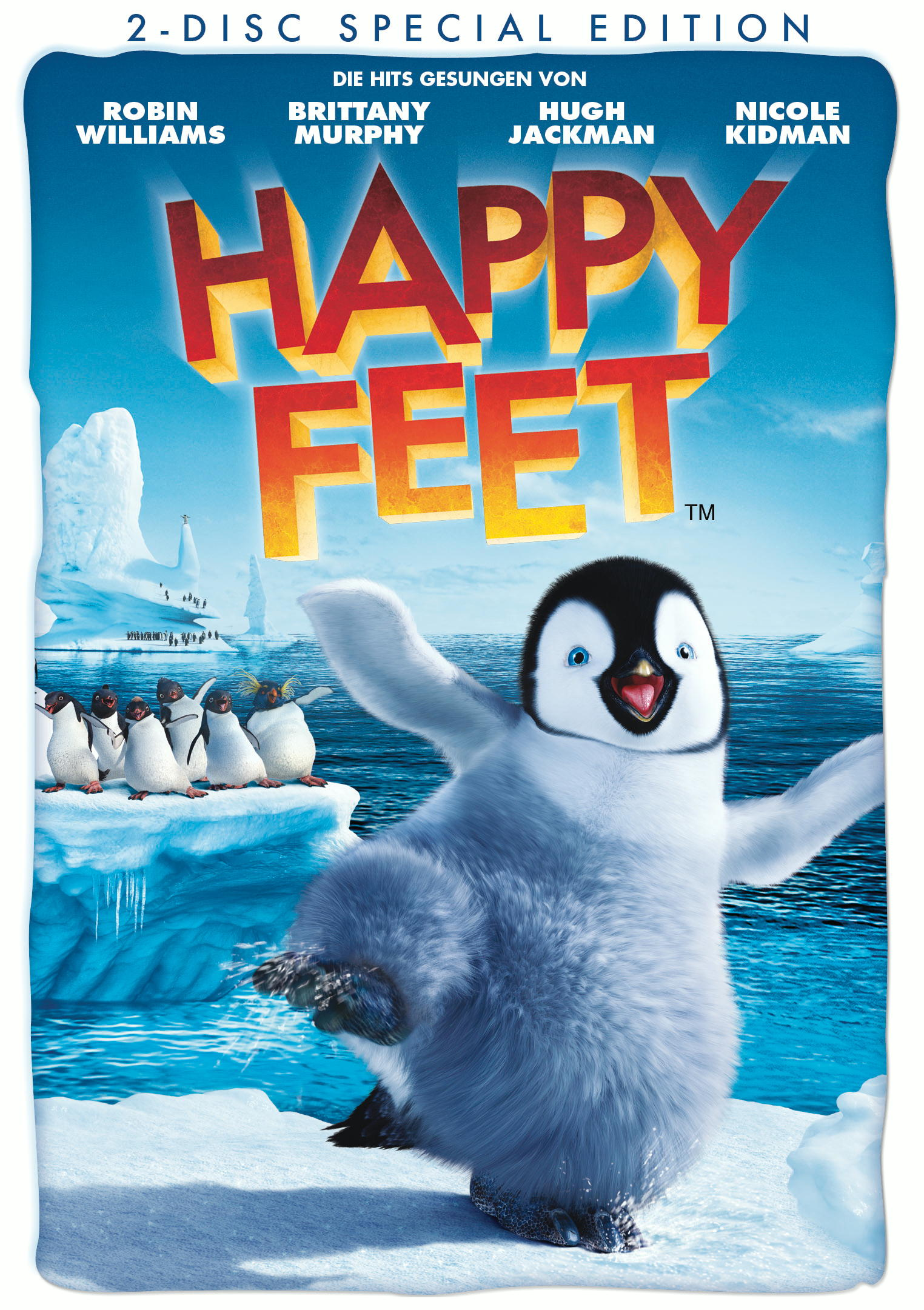 Happy Feet (Special Edition, 2 DVDs) Poster
