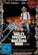 Harley Davidson und der Marlboro Mann (Action Cult, Uncut) Poster