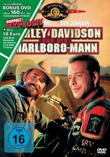 Harley Davidson und der Marlboro-Mann (+ Bonus DVD TV-Serien) Poster