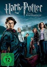 Harry Potter und der Feuerkelch (Einzel-DVD) Poster