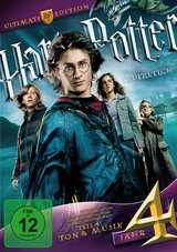 Harry Potter und der Feuerkelch (Ultimate Edition, 3 Discs) Poster