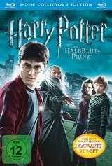 Harry Potter und der Halbblutprinz (Collector's Edition, 2 DVDs, Pin Set) Poster