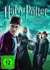 Harry Potter und der Halbblutprinz (Einzel-DVD) Poster