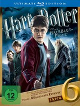 Harry Potter und der Halbblutprinz (Ultimate Edition, 3 Discs) Poster