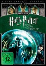 Harry Potter und der Orden des Phönix (2 DVDs) Poster
