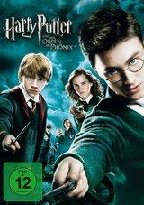 Harry Potter und der Orden des Phönix (Einzel-DVD) Poster