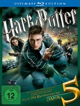 Harry Potter und der Orden des Phönix (Ultimate Edition, 3 Discs) Poster