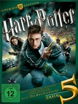 Harry Potter und der Orden des Phönix (Ultimate Edition, 3 Discs) Poster