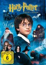 Harry Potter und der Stein der Weisen (Einzel-DVD) Poster