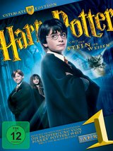 Harry Potter und der Stein der Weisen (Ultimate Edition, 4 Discs) Poster