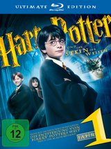 Harry Potter und der Stein der Weisen (Ultimate Edition, 3 Discs) Poster