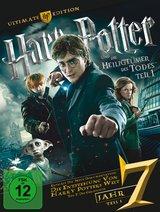Harry Potter und die Heiligtümer des Todes Teil 1 (Ultimate Edition, 3 Discs) Poster