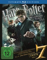 Harry Potter und die Heiligtümer des Todes Teil 1 (Ultimate Edition, 2 Discs) Poster