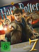Harry Potter und die Heiligtümer des Todes Teil 2 (Ultimate Edition, 3 Discs) Poster