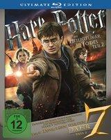 Harry Potter und die Heiligtümer des Todes Teil 2 (Ultimate Edition, 2 Discs) Poster