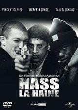 Hass - La Haine (Einzel-DVD) Poster