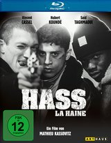 Hass - La Haine Poster
