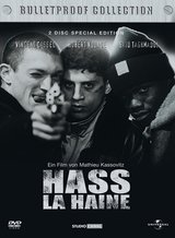 Hass - La Haine (Special Edition, 2 DVDs im Steelbook) Poster