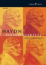 Haydn, Joseph - Streichquartette (NTSC) Poster