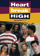 Heartbreak High - Season 1.1 (5 DVDs) Poster