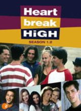 Heartbreak High - Season 1.2 (5 DVDs) Poster