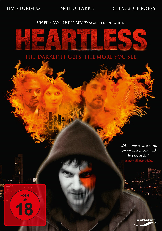 Heartless (Steelbook) Poster