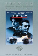 Heat (Premium Limited Edition, 2 Discs) Poster