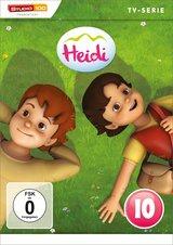 Heidi - DVD 10 Poster