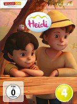 Heidi - DVD 4 Poster