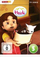 Heidi - DVD 5 Poster