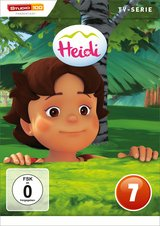 Heidi - DVD 7 Poster